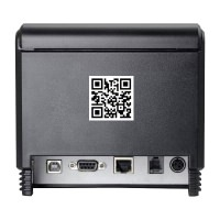 XPRİNTER XP-Q800 TERMAL FİŞ YAZICI SERİ+USB+LAN